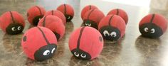ladybug counters for multiplication