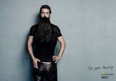 Beard Illusion