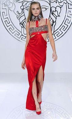 Versace Autumn Winter 2013 - Milan Fashion Week