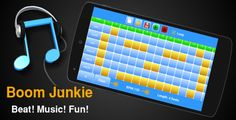 Rhythm Maker (Music Maker) . Make your own music with drums and simple