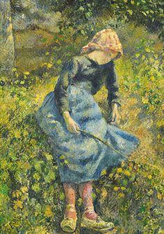 Février et mars 2017. 2 expositions Camille Pissarro - Evous