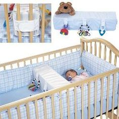 crib divider for full size crib #twins