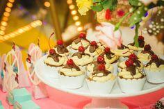 cupcake festa Parque de Diversão