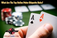 With the emergence of online poker the need to maintain a grace and politeness while playing the game has become essential. Below are few Online Poker Etiquette Rules. Online Poker players can Buy Teen Patti Chips Online only at Fuel My Game.