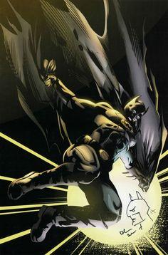 Batman by Dennis Calero