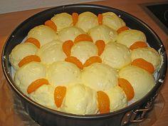 Schneeball Torte * Einfache Rezepte