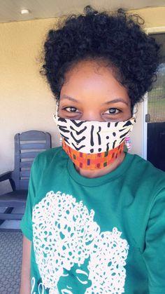 Face mask Fabric Face Mask African print fabric face mask   Etsy Ankara Fabric, Mask Making, Big Hair, Model Photos, Pink And Green, Printing On Fabric, Friday, Long Hair Styles, Game