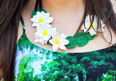 collar de Corazón de Trapo    www.micorazondetrapo.com
