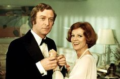 Michael Caine & Maggie Smith