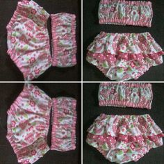 Calcinha Bunda Rica Fashion Kids, Little Girl Dresses, Girls Dresses, Toddler Outfits, Girl Outfits, Ruffle Diaper Covers, Baby Dress Patterns, Sassy Pants, Baby Bloomers