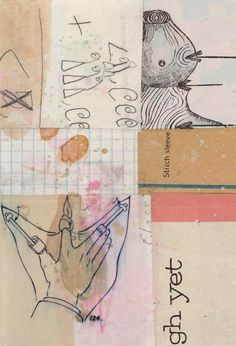 A Collage A Day: Get It Yet collage by Randel Plowman