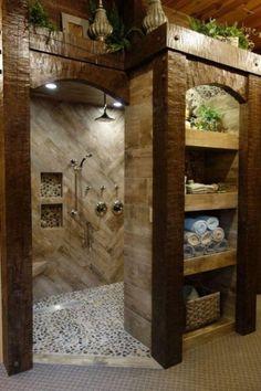 Amazing DIY Bathroom Ideas, Bathroom Decor, Bathroom Remodel and Bathroom Projects to assist inspire your master bathroom dreams and goals. Mold In Bathroom, Small Bathroom, Bathroom Ideas, Master Bathrooms, Bathroom Mirrors, Bathroom Organization, Bathroom Inspiration, Bathrooms Suites, Minimal Bathroom