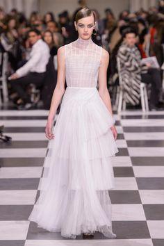 Défilé Christian Dior Haute couture Printemps-été 2018 Paris