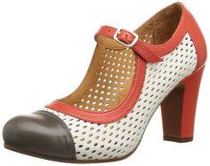 89dfe4eb2d3 Chie Mihara Luca P - Merceditas de cuero para mujer gris Gris (Regis  Asfalto Costa Blanco) 39.5  Amazon.es  Zapatos y complementos