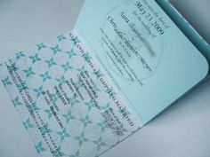 passport save the date for destination wedding