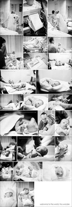 labor and delivery photos Birth Pictures, Hospital Pictures, Birth Photos, Newborn Pictures, Labor Photos, Newborn Pics, Newborn Bebe, Foto Newborn, Newborn Shoot