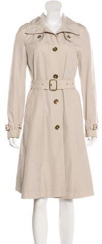 Invest in the basics  Burberry Belted Trench