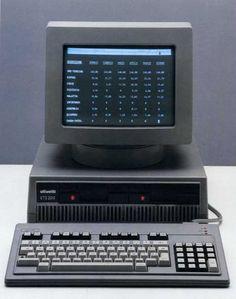 Olivetti-Syntrex  ETS 2010, 1983