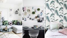 Der hersker kreativitet i højeste potens hos Hanne og Tobias Scheel Mikkelsen på Vesterbro i København. Her går designklassikere, gamle litografier og palmetapet hånd i hånd, og ting, man ikke umiddelbart synes passer sammer, bliver sat sammen i nye succesfulde konstellationer. Kig med indenfor, og lad dig inspirere til en legende og grøn stil, hvor alt er tilladt.