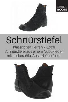 A.S.98 stiefel schwarz, Herren BootsStiefel A.S.98 CLASH