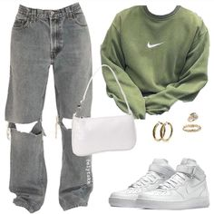 Cute Comfy Outfits, Cute Casual Outfits, Retro Outfits, Stylish Outfits, Teen Fashion Outfits, Outfits For Teens, Teenager Outfits, Looks Cool, Aesthetic Clothes