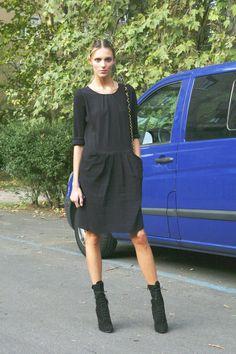 Anja Rubik - perfect dress
