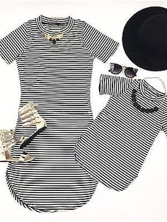 Mother and Daughter Casual Summer Stripe Dress mommy me matching set outfits Bla Source by jademoghul outfit Mom Daughter Matching Outfits, Mother Daughter Shirts, Mother Daughter Fashion, Matching Family Outfits, Matching Clothes, Mommy And Me Dresses, Mommy And Me Outfits, Kids Outfits, Girls Dresses