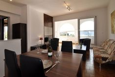 Sea view apartment for sale in Kommeno, North East Corfu.