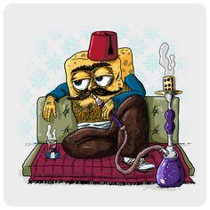 30 illustration from 30 days I Hate My Life, Spongebob Memes, Cursed Images, Geek Culture, Cartoon Wallpaper, Geek Stuff, Fan Art, Humor, Superhero