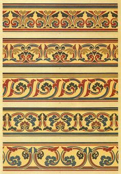 The Textile Blog: The Medieval Style as Seen by the Audsleys
