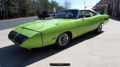 Plymouth Road Runner Superbird '70