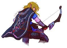 The Legend Of Zelda U 2015 | Link