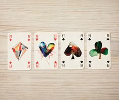 Such fabulous playing cards!