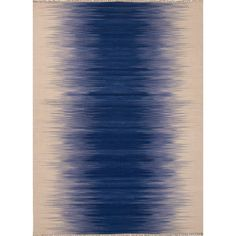 Ikat inspired with a touch of Ombre these 100% wool flat weave rugs produce elaborate, multicolored patterns that are bold, fun and modern.  Available in 2 Sizes: -5x8 -8x10