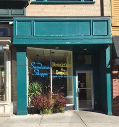 The Sandwich Shoppe - 52 Merchants Row, Rutland Wow Restaurant, Road Trip Adventure, Family Kitchen, Great Restaurants, Vermont, New England, The Row, Beautiful Places, Outdoor Decor