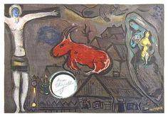 Les peintres et la Nativité - Marc Chagall