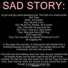 Very Sad Story Oh Gosh This Is Tearing Me Apart Love Sad