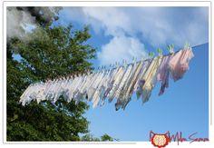 * Sew we Stitch: A hankie a day...