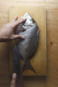 How To Prepare A Whole Fish For Deep Frying - Food Republic Fried Whole Fish, Deep Frying, Red Snapper, Sea Bass, In The Flesh, Fries, Food, Essen, Yemek