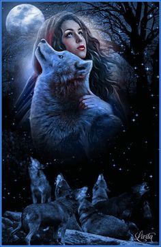 19 Ideas For Howling Wolf Tattoo Moon Awesome Wolf Images, Wolf Photos, Wolf Pictures, Wolf Love, Beautiful Wolves, Beautiful Gif, Wolf Spirit, Spirit Animal, Fantasy Wolf