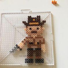 Rick Grimes - The Walking Dead perler beads by kauai17