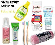 Vegan Beauty Starter Kit for BABIES&KIDS *ONCE UPON A CREAM | Vegan Beauty Blog*
