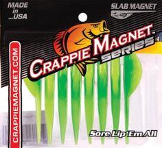 Leland Lures   Slab Magnet Bodies