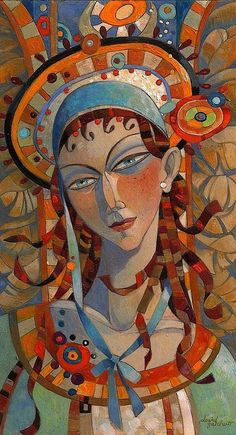 Find out more about ARTISTS from all over the world at Visionary ART Workshop Art And Illustration, Art Visionnaire, Art Fantaisiste, Art Visage, Art Populaire, Inspiration Art, Art Graphique, Visionary Art, Whimsical Art