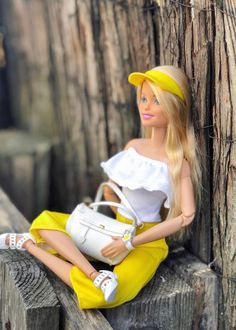 8.34.3/ La doll cevita Barbie Dolls Diy, Barbie Fashionista Dolls, Barbie Model, Doll Clothes Barbie, Barbie Toys, Barbie Life, Barbie Dress, Barbie World, Barbie Tumblr