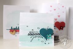 Watercolor Wishes Card Kit!