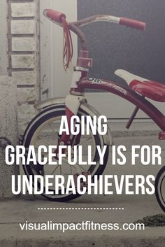Just looking good for your age is such a mediocre goal to shoot for. Are you over 35? Congrats! YOU ARE NOW OLD and need to read this. Fight for your youth!
