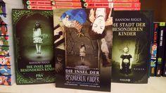 """Die Vorlage zum neuen Tim Burton Film """"Die Insel der besonderen Kinder"""" ab sofort als Comic bei Carlsen Verlag erhältlich."""