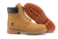 Latest Timberland Lace-Up Men 6 Inch Wheat-Black Boots Timberland Mens Boots, Timberland Earthkeepers, Nike Shox Shoes, New Jordans Shoes, Adidas Shoes, Black Heel Boots, Heeled Boots, Jordan Shoes For Kids, 6 Inch Heels