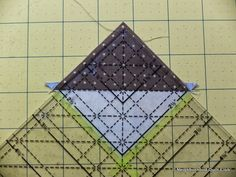 Neighborhood Quilt Club: Starting Point - Quilt Block Tutorial Pinwheel Quilt Pattern, Quilt Patterns, Quilt In A Day, Flannel Boards, Half Square Triangles, Block Of The Month, Pinwheels, One Light, Quilt Blocks
